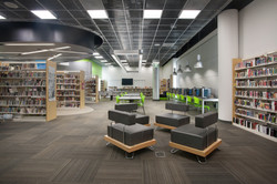 Selby Library Interior Renovation