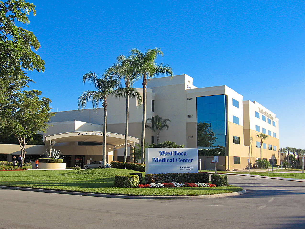 West Boca Medical Center NICU