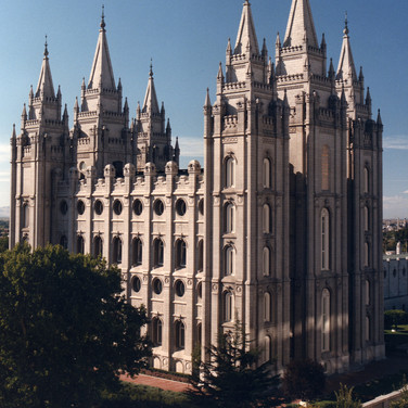 Architectural Temple