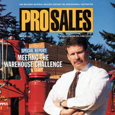 Pro Sales Cover