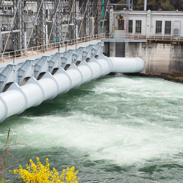 Dam Fish Ladder Retrofit