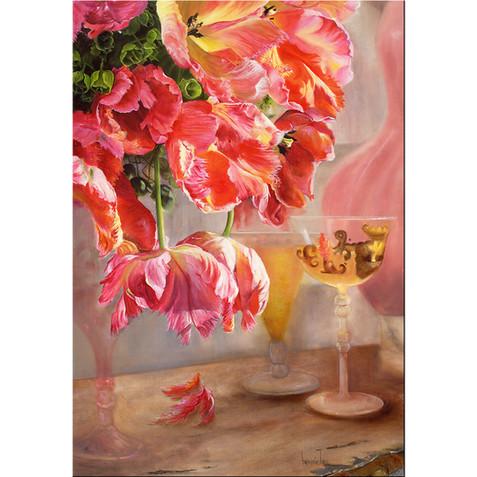 Poppies & Pinot