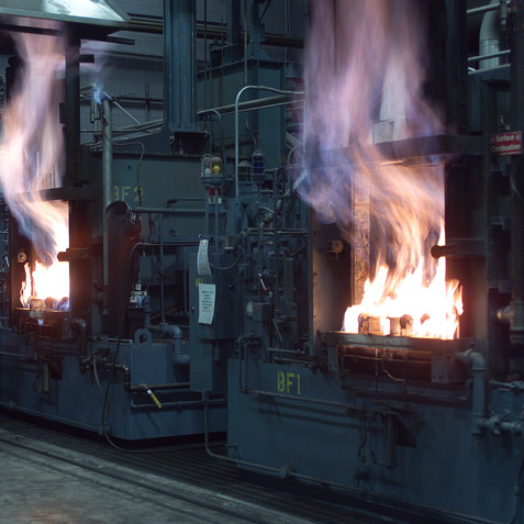 Heat Treating Furnaces