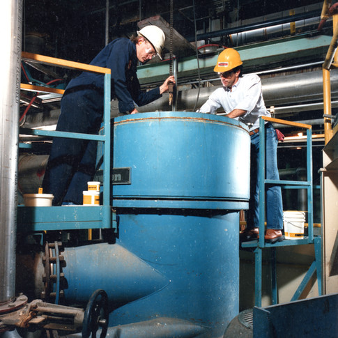 Paper Mill Service