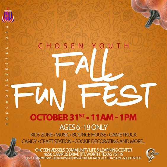 Chosen Youth Fall Fun Fest