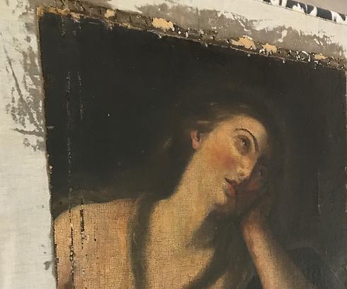 oil painting restoration cardiff