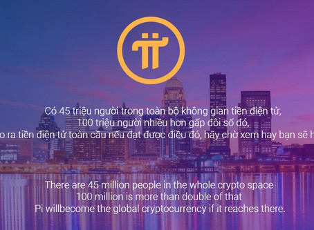 Pi Network The First Digital Currency You Can Mine On Your Phone
