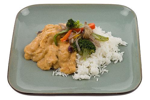 Mästerkockens Chicken Thai