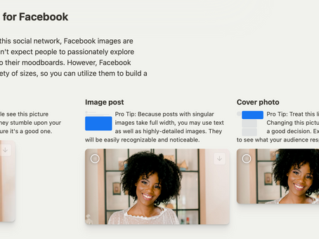Comment rapidement redimensionner une image pour chaque réseaux social?