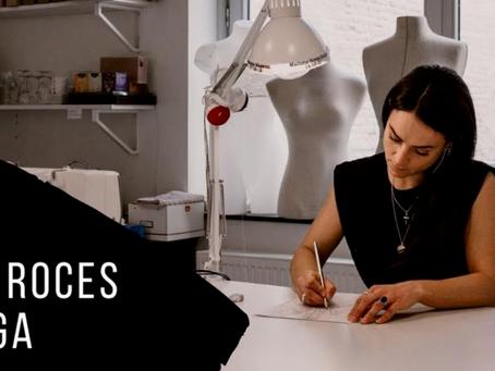 Interview de Sara Roces Buelga - Créatrice Belge de robe de mariée