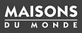 Logo Maisons du Monde Belgique partenaire BeW