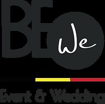 Organisation Mariage Évènementiel Corporate Prestataire Professionnel BeWe Event & Wedding Logo