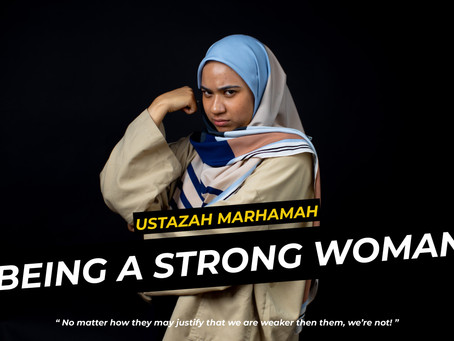 How to be a Strong Woman