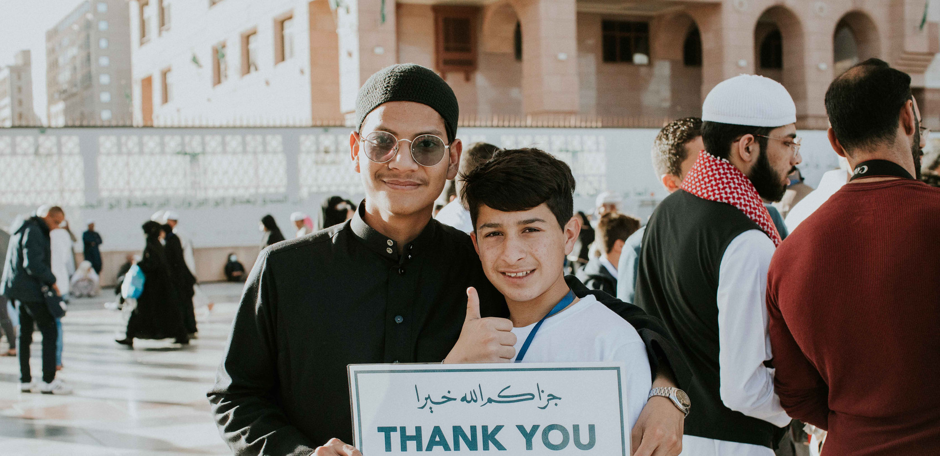 Umrah for Orphans