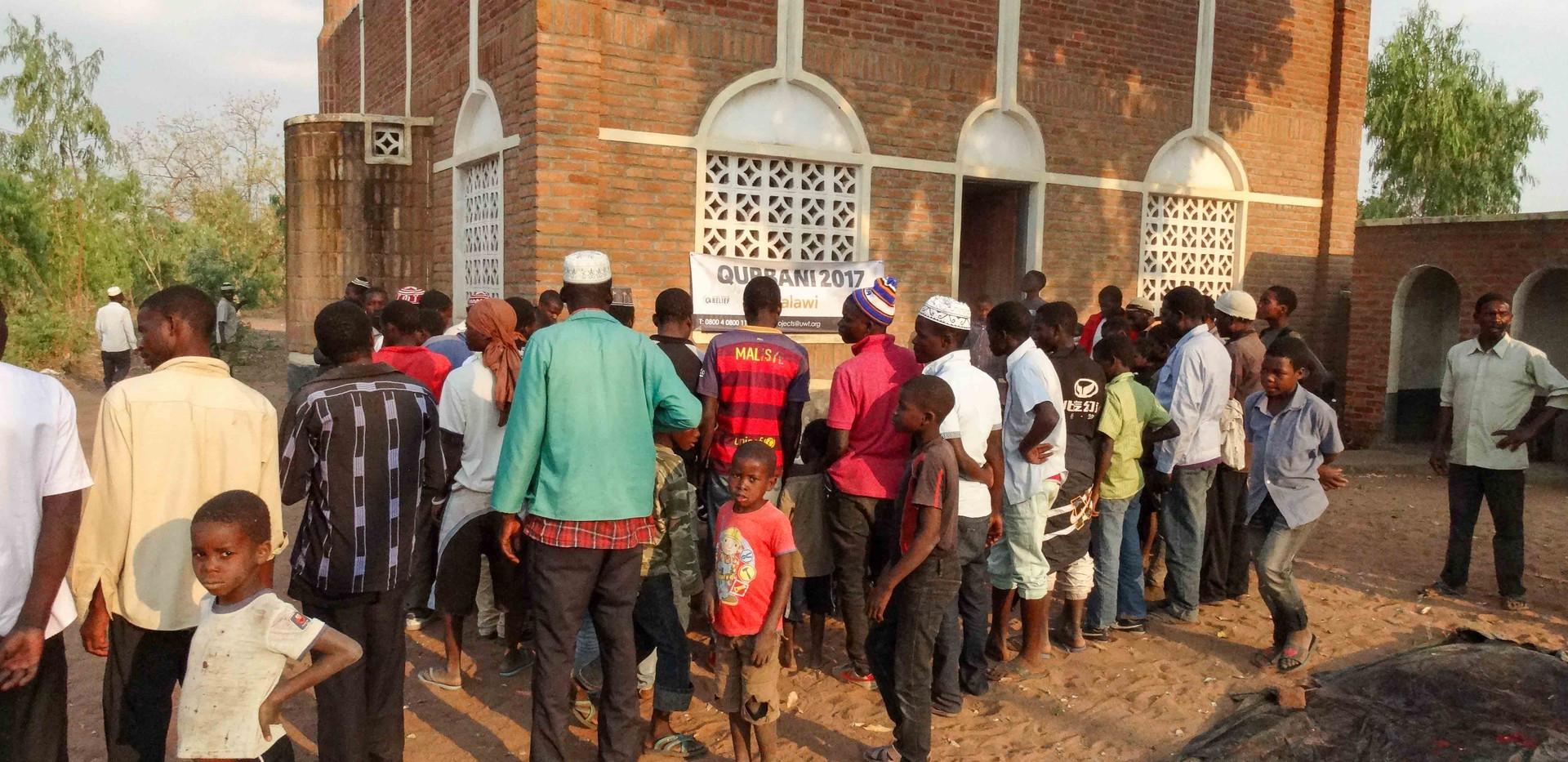 Qurban in Malawi 2017