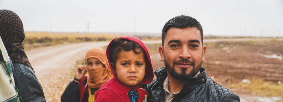 Syrian Refugees in Suruc Refugee Camps, Sanliurfa, Turkey
