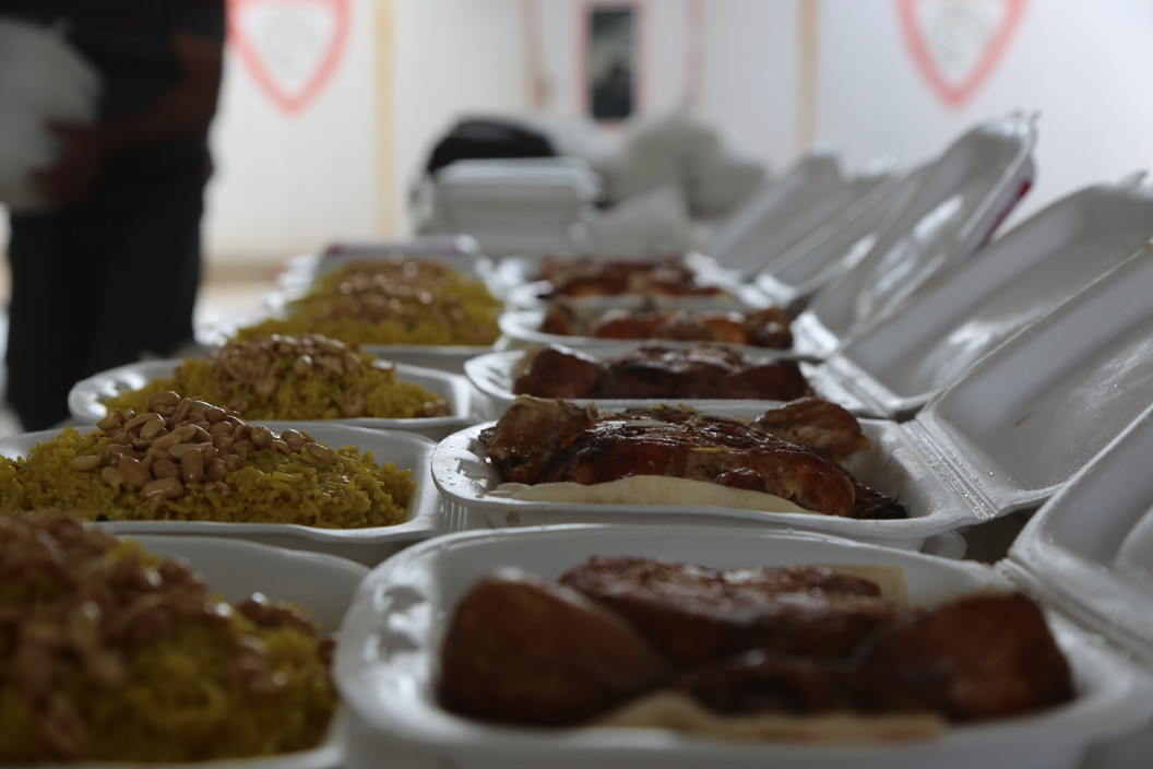 Iftar Meal for Syrian Refugees.JPG