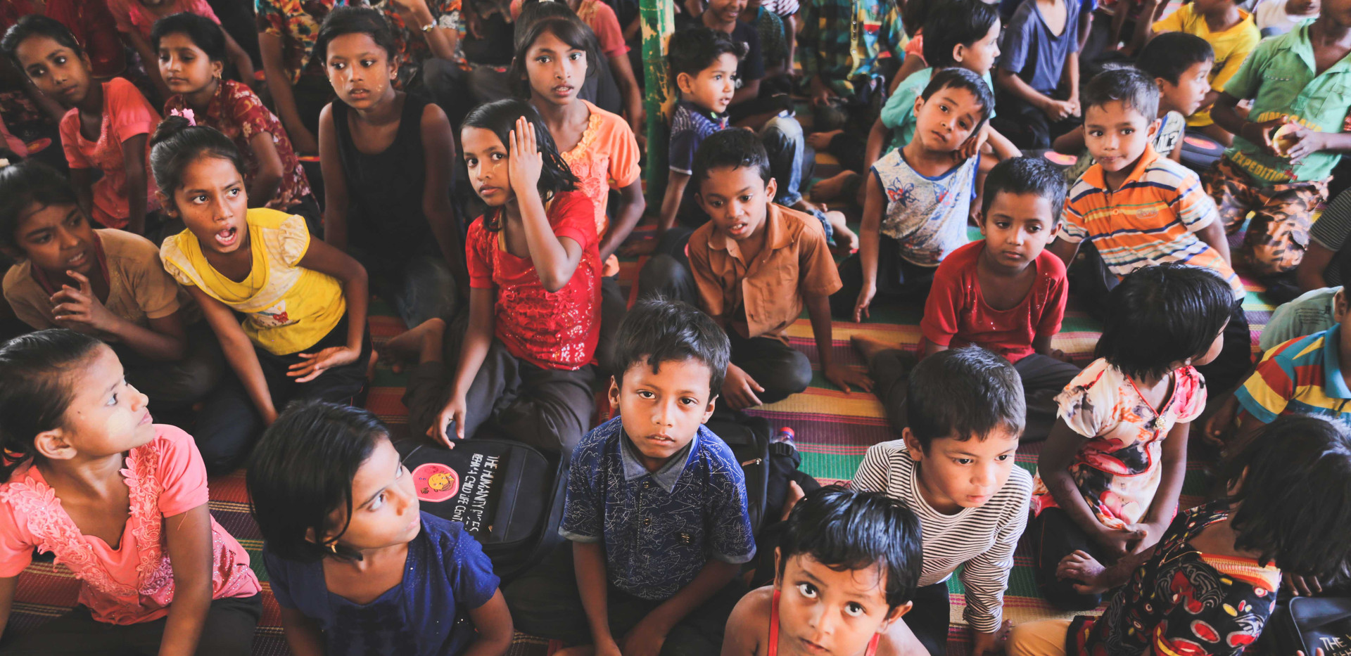 Rohingyan Refugees in Bangladesh