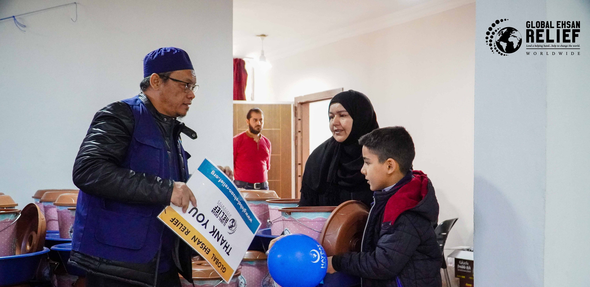 Hygiene Kits for Syrian Refugees in Turkey