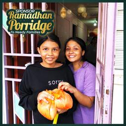 Ramadhan Porridge
