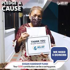 Ehsan Hardship Fund