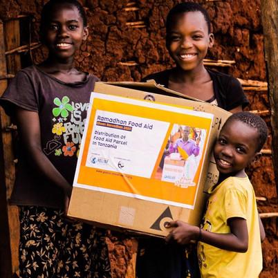 Food Aid Pack in Senegal