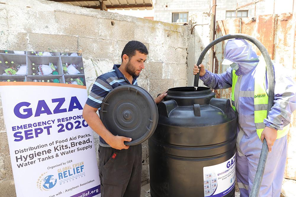 Gaza Emergency Response 2020