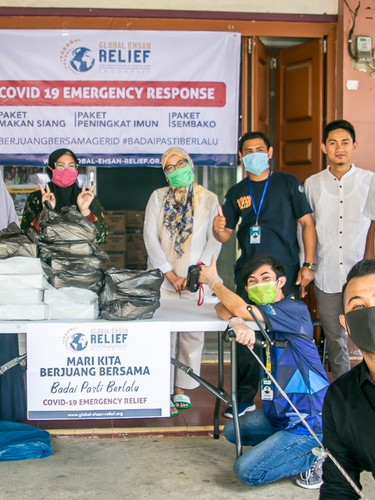 COVID-19 Emergency Response in Indonesia