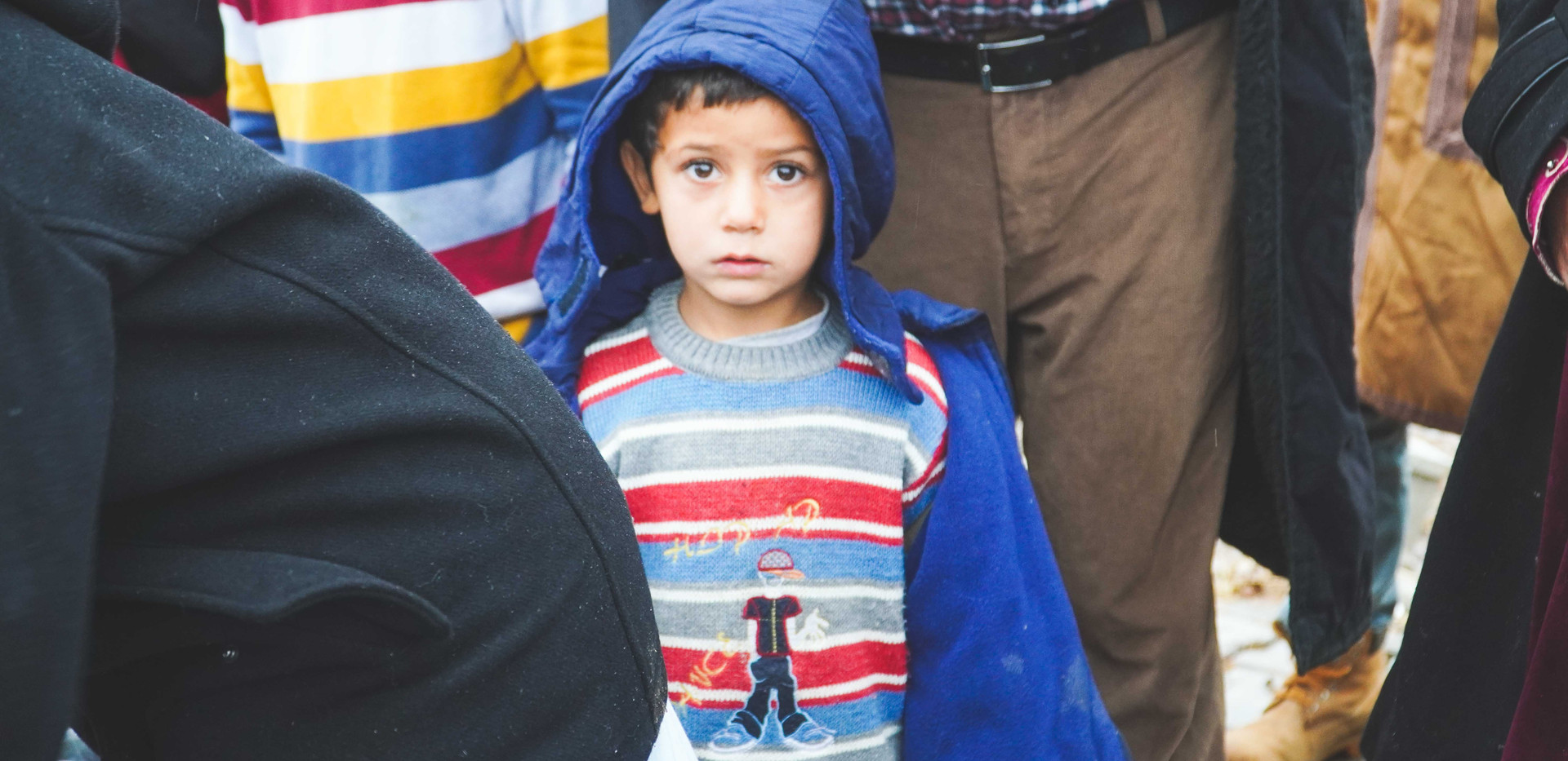 Syrian Refugees in Suruc Refugee Camps, Sanliurfa, Turkey