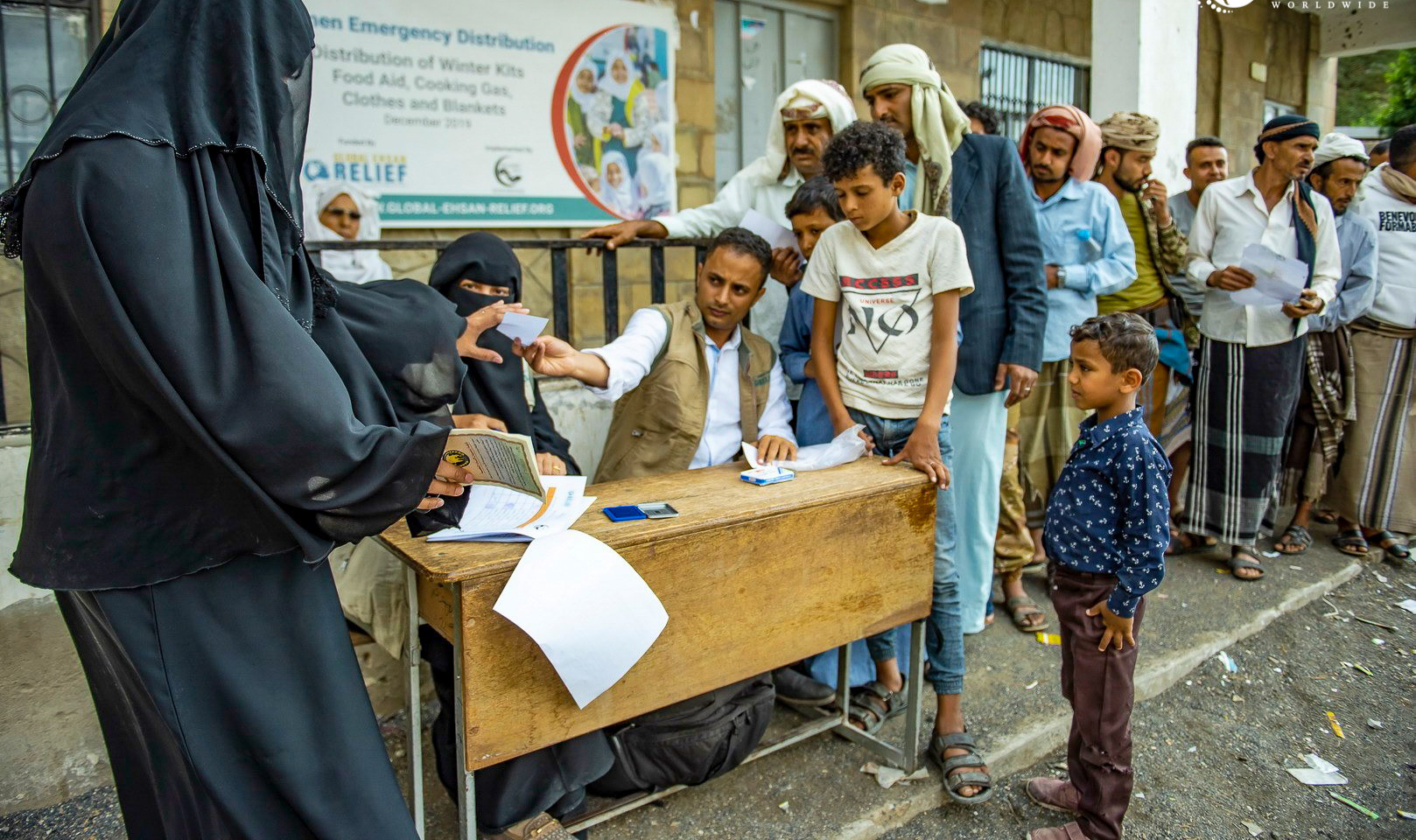 Yemen Emergency Distribution 2019