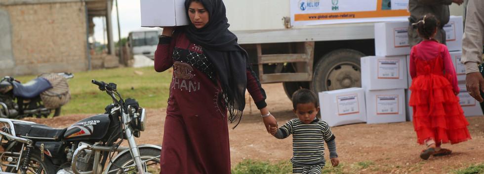 Ramadhan 2020 Food Aid Distribution