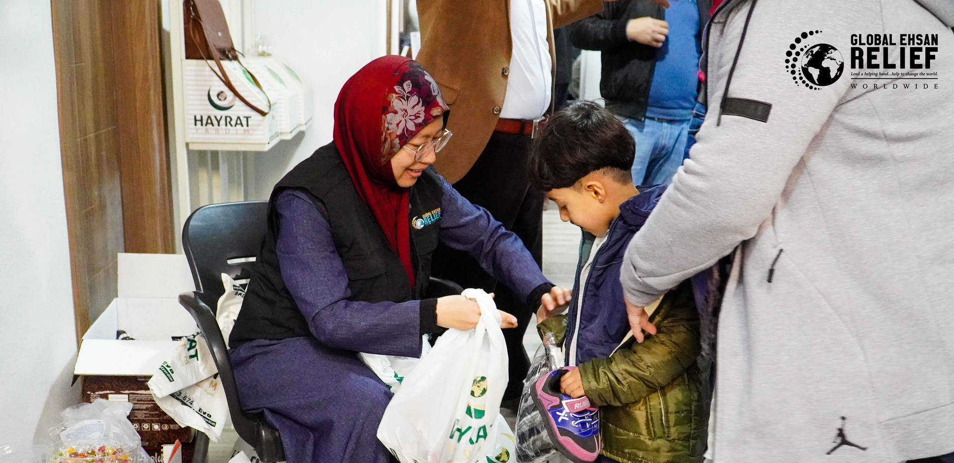 2019 Winter Distribution in Turkey