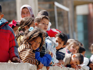 Syrian refugee children in Lebanon: Education a distant dream!