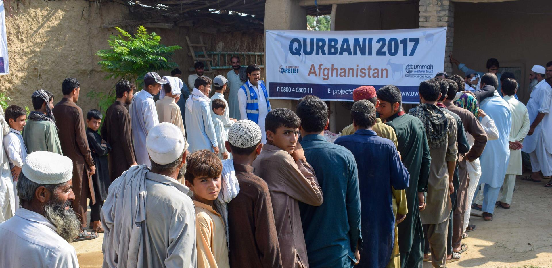 Qurban in Afghanistan 2017