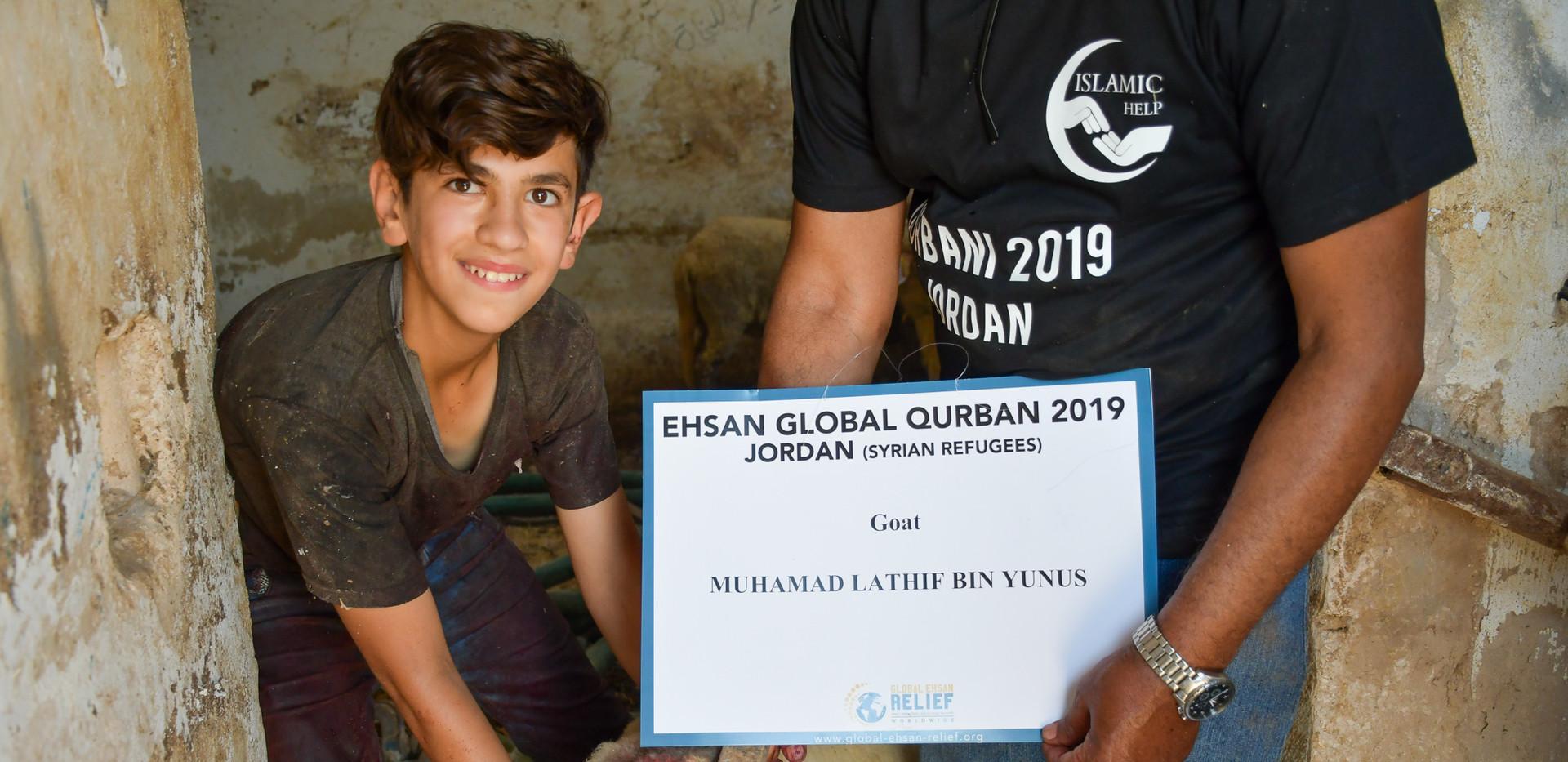 Syrians in Jordan__Qurban 2019