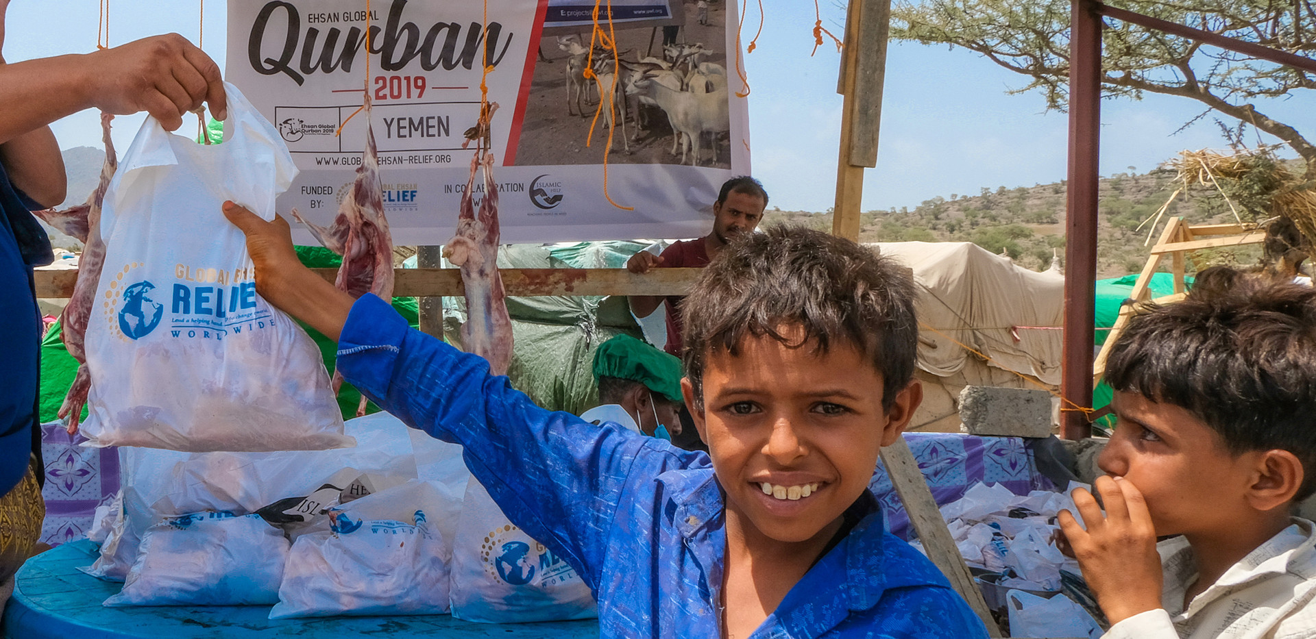 Qurban in Yemen 2019