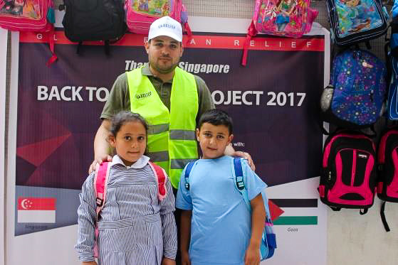 Back to School Distribution