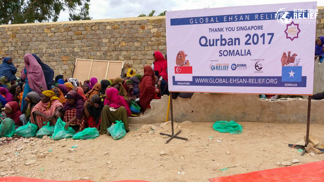 Qurban in Somalia 2017