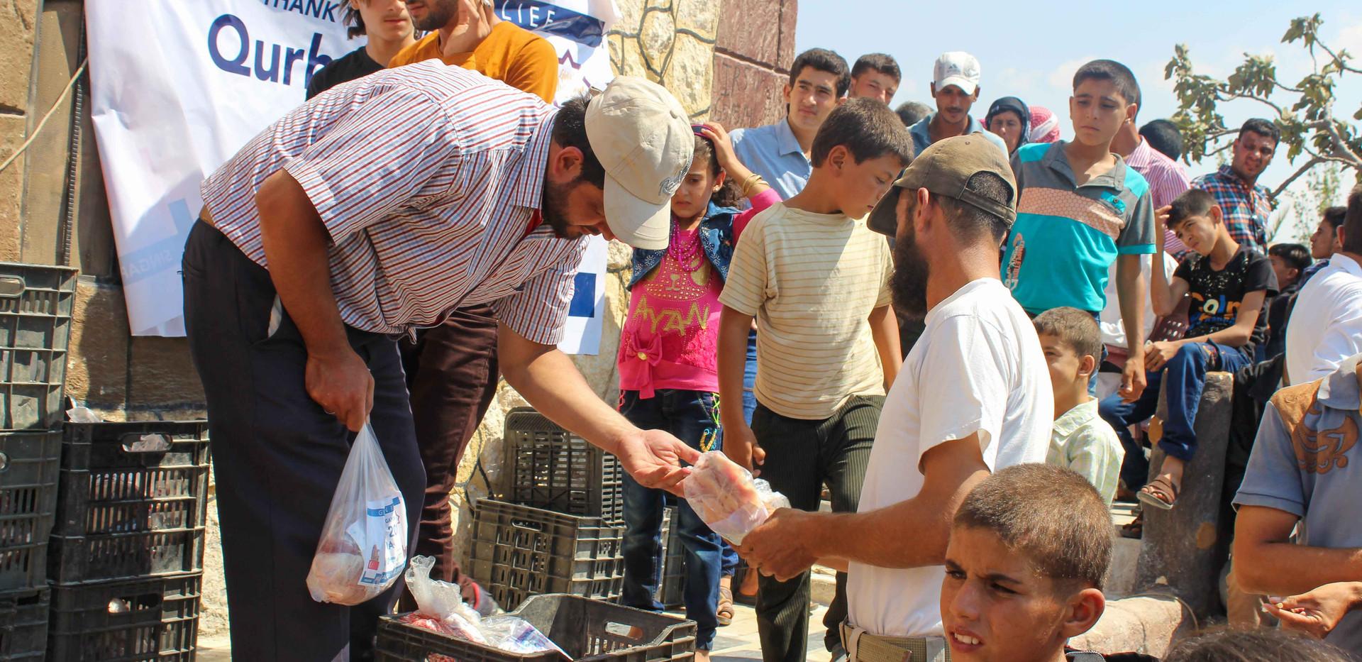 Qurban in Syria 2017