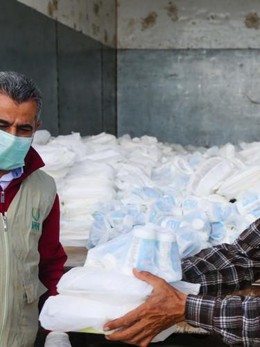 COVID-19 Emergency Response in Syria