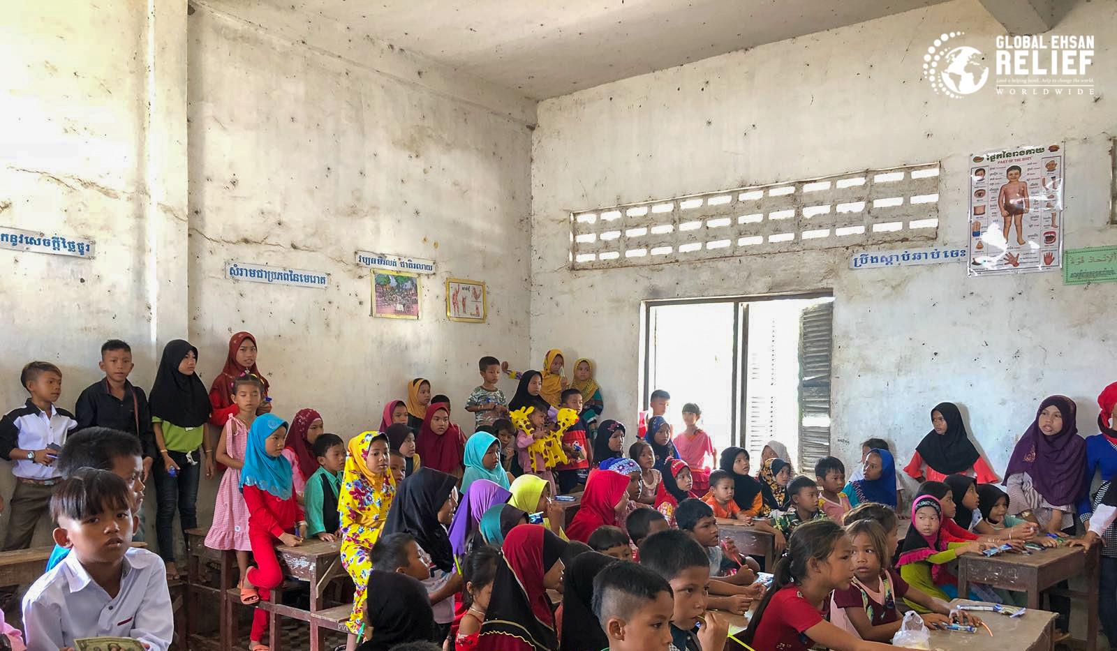 Cambodia Qurban 2018