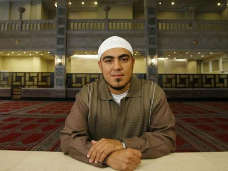 Challenges faced by a Latino Muslim