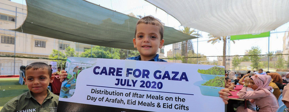 Iftar Meals for Orphans