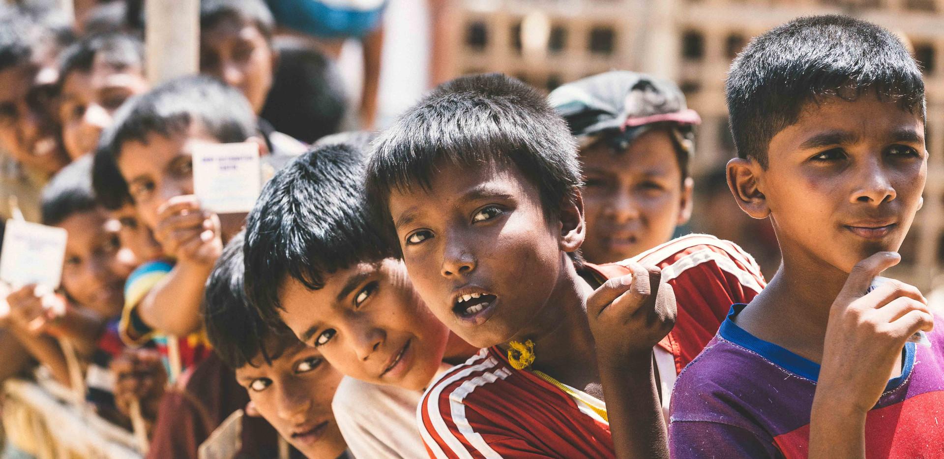 Rohingyan Refugee in Bangladesh