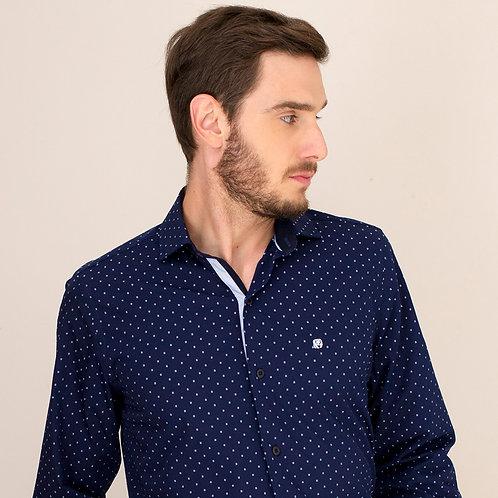 Camisa Slim Comfort Mount Vernon N3171