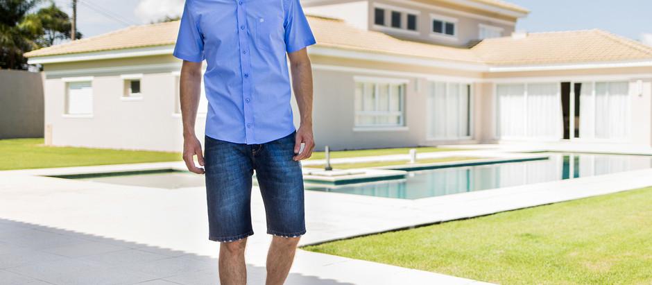 Dicas de moda masculina para enfrentar o calor