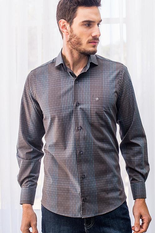 Camisa Slim Comfort Algodão Egípcio N2749