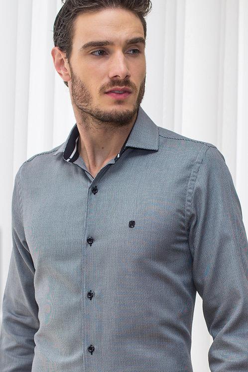 Camisa Slim Comfort Algodão Egípcio N2720