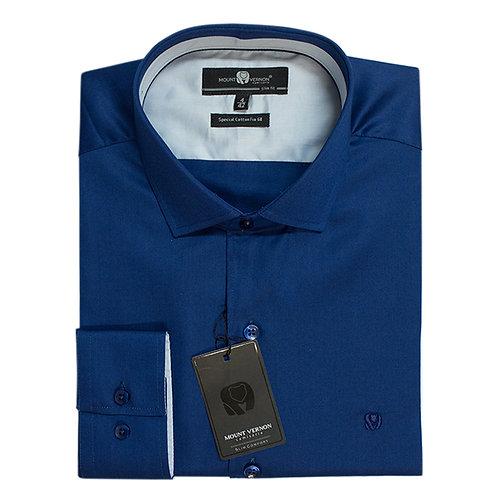 Camisa Slim Fit Mount Vernon F3238