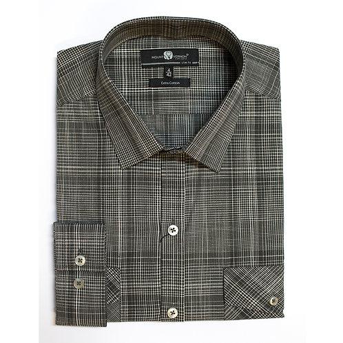 Camisa Slim Fit Mount Vernon F3336